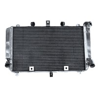 New Motorcycle Engine Radiator Cooler Cooling Fit for Kawasaki Z900 2017 2018
