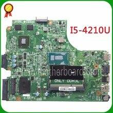 Shuohu для Dell Inspiron 3542 3442 плате 13269-1 ПРБ FX3MC REV A00 материнской I5-4210u с видеокарты Бесплатная доставка