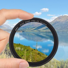 Zomei 40.5/49/52/55/58/62/67/72/77/82mm Standard Frame Camera Uv Filter Lens Protecting Filter For Canon For Nikon For Sony F