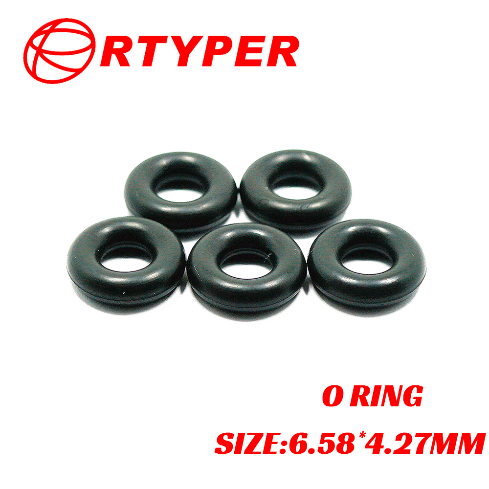 50 PCS Fuel Injector O ring <font><b>21006</b></font> For 12582219 Chevy Cobalt Pontiac G5 image