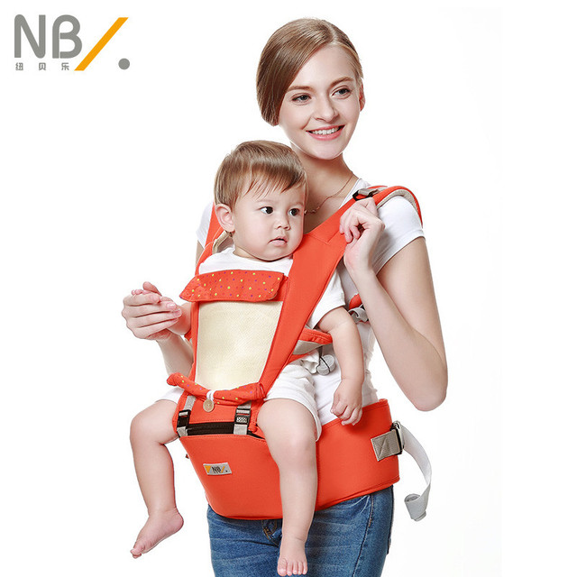 a8170e71739 NewBealer Four Seasons General Comfortable Healthy Multiple Protection Baby  Child Sling Carrier Kid Backpack Waist Stool