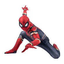 Spiderman Homecoming Iron Spider Man Cosplay Costume Zentai Superhero Bodysuit Suit Jumpsuits