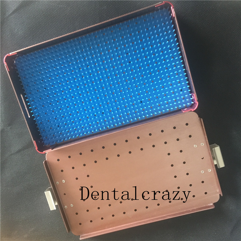 Aluminium alloy big sterilization tray ophthalmic eye surgical instrumentAluminium alloy big sterilization tray ophthalmic eye surgical instrument