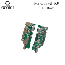 ocolor For Oukitel K9 USB Charge Board Assembly Repair For Oukitel K9 USB Board Replacement Charging Port MIC Type C Accessories