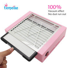 Vacuum Cleaner for Nail Art 40 W Vacuum Cleaner Nails Supplies  Nail Dust Collector   2*FILTER NET vacuum cleaner for nail art 40 w vacuum cleaner nails supplies nail dust collector 2 filter net