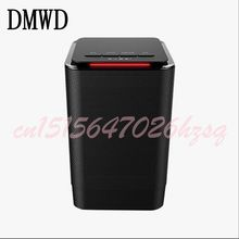 DMWD Mini Electric Portable heater Domestic energy-saving warm air machine table model electric heater For bedroom office