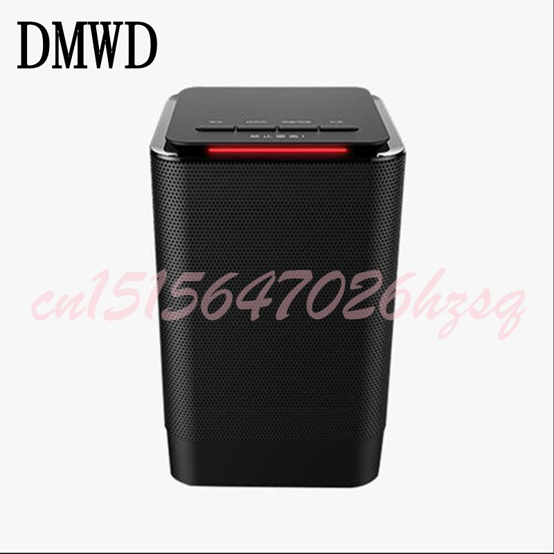 DMWD Mini Electric Portable heater Domestic energy-saving warm air machine table model electric heater For bedroom office free shipping domestic woodworking high power electric tool portable electric planer