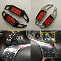 For Mercedes E Class W212 2011 2012 2013 2014 Benz Car Steering Wheel Shifters Paddle Switch