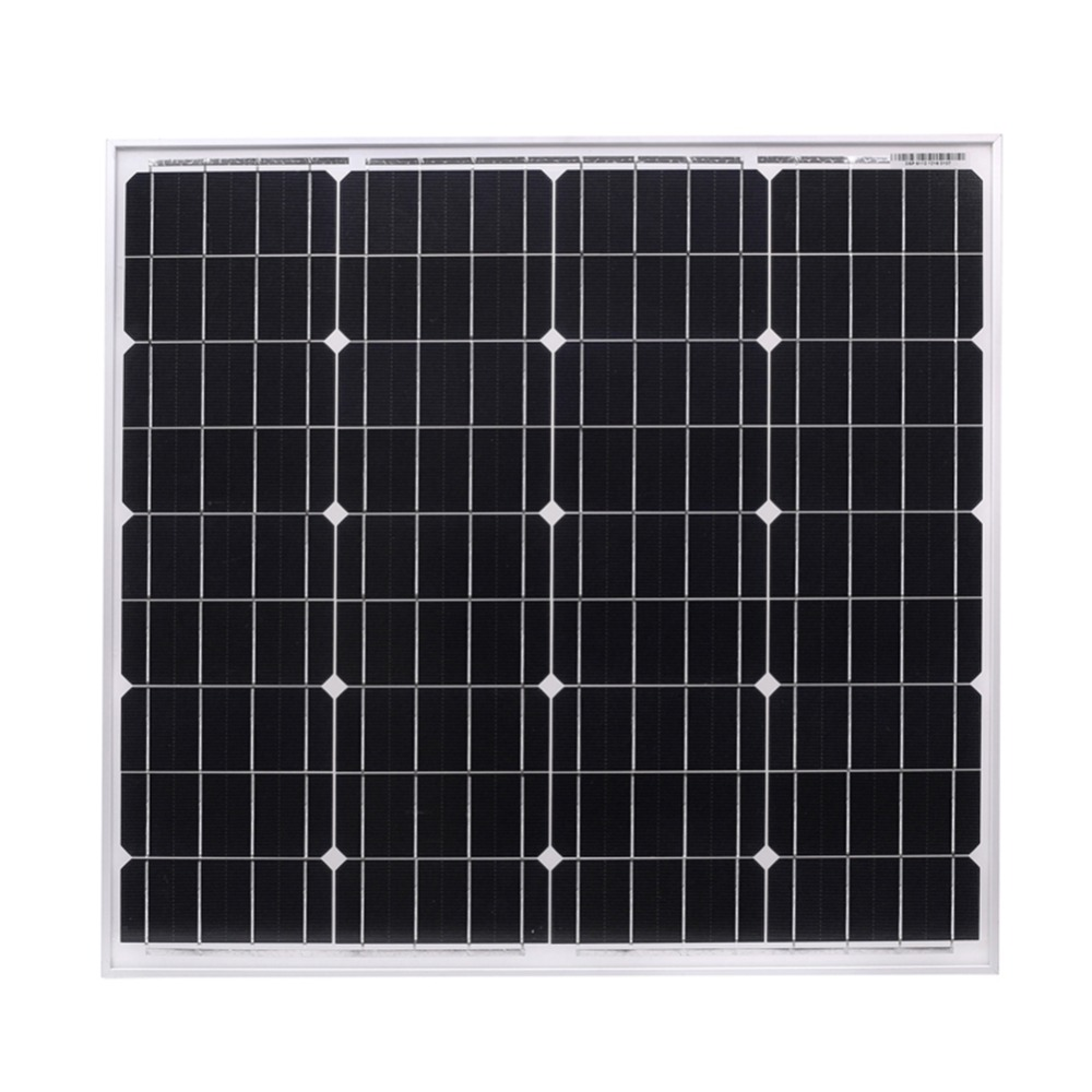 Image 2 - DOKIO 60W 18 Volt Small Solar Panel China 60 Watt Waterproof Panels Solar Sets Cell/Module/System/Home/Boat 10A 12/24V Controlle-in Solar Cells from Consumer Electronics