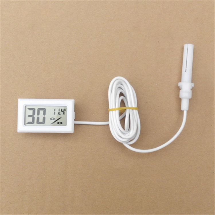 Image 5 - Free Shipping Wholesale Mini LCD Digital Thermometer Hygrometer Temperature Indoor Convenient Temperature Sensor Humidity Meter-in Cable Tools from Consumer Electronics