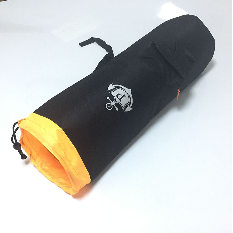 New arrivals outdoors sport use 6.8L 3L carbon fiber air cylinder protector paintball pcp tank gas bottle bag-E
