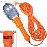 """Lampe tragbare camping Taschenlampe Led Flutlicht entfernten Suche Lampe Super Helle Taschenlampe nacht Lampe 669-212's 15's 13"""" 14"""