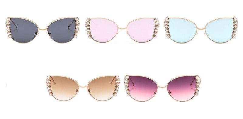 2019 Pearl Sunglasses Women Luxury detail (2)