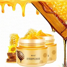 Honey Face Hand Foot Wax Milk Cream Whitening Nourish Moisturizing Hydrating Remove Dead He