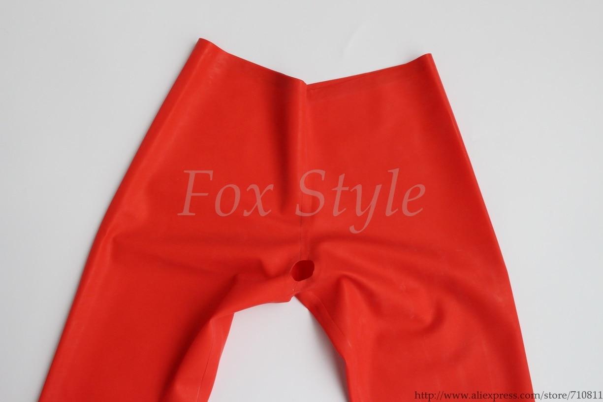 font b Women b font s Red Latex font b leggings b font 0 4mm