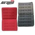 Ace скорость-Невеста Подушки Сиденья 3 шт. набор Для Низкий Max Fit Drift Rally Racing Доступные цвета (выпускной, полный красный, синий)