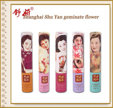 ShuYan Portable Travel Atomizer Perfume Long lasting Fragrance For Women Parfum Fragrances Deodorant Airless Pump Top