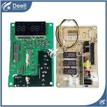Free shipping 95% New original for Galanz Microwave Oven computer board MEL301-LCQ8 LCQ7 G80F23CN2P-BM1(SO) control mainboard