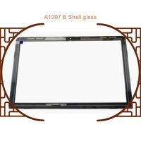 ABAY New A1297 Front LCD Screen Glass For Macbook Pro 17 B shell glass 2009 2012 year