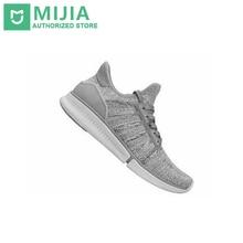 2017 новый xiaomi mijia смарт обувь модная высокая хорошее качество дизайн сменных смарт-чип водонепроницаемый ip67 телефон app управления
