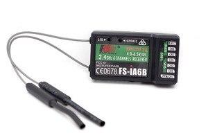 Image 5 - Оригинальный Flysky FS i6X 10CH 2,4 ГГц AFHDS 2A передатчика радиоуправляемой модели к компьютеру с FS iA6B FS iA10B FS X6B FS A8S приемник для RC Самолет режим 2