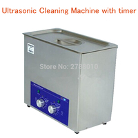 6L ultrasonic cleaner machine Ultrasonic Cleaning Machine with timer and temperature controller heated generator DT MH60
