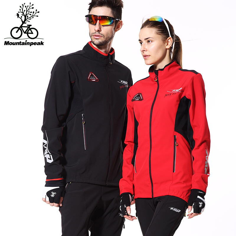 Riding Suit Autumn and Winter, Men and Women In The Mountains of The Mountain Bike To Catch Long Sleeved Wind Bike Riding PantsRiding Suit Autumn and Winter, Men and Women In The Mountains of The Mountain Bike To Catch Long Sleeved Wind Bike Riding Pants