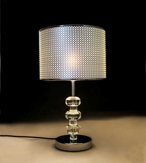 Special European top crystal table lamp modern minimalist bedroom bedside lamp dimmable SJ44