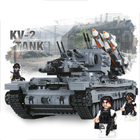 3663PCS KV-2 Heavy A...