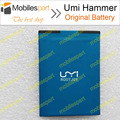 Umi Hammer Battery 100% Original Replacement  High Quality 1750mAH Li-ion Battery for Umi Hammer Smartphone Free Shipping