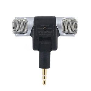 Image 5 - Kebidu elektryczny kondensator Stereo czysty głos mini mikrofon do komputer stancjonarny Laptop telefon komórkowy do Samsung galaxy S3 S4