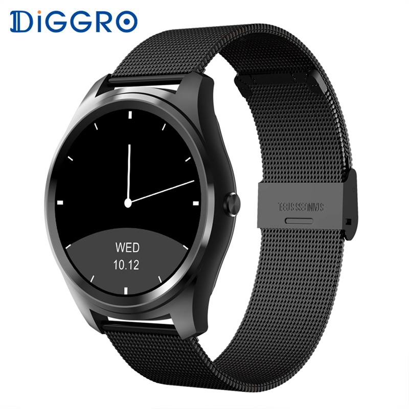 Diggro DI03 Smart Watch MTK2502C IP67 Waterproof Heart Rate Monitor Remote Control Camera Message Push for IOS Android VS Z4 ralph lauren indigo stadium