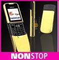 Original Nokia 8800 unlocked phone cell phones russian language & russian keyboard