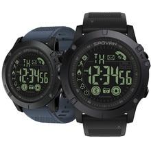 Beautyss флагманские многофункциональные прочные умные часы 33-месяц Время ожидания 24 h всепогодный мониторинг мужские военные спортивные часы