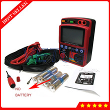 Best price GM3125 A Price Megger Megohmmeter with high precision