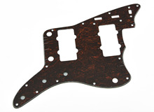 KAISH Red Tortoise Guitar Pickguard Scratch Plate for American Jazzmaster