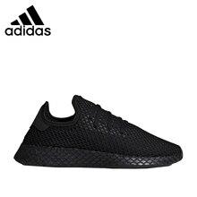 online store 001d2 d3f1e Adidas oficial trébol DEERUPT RUNNER hombre clásico zapato B41768(China)