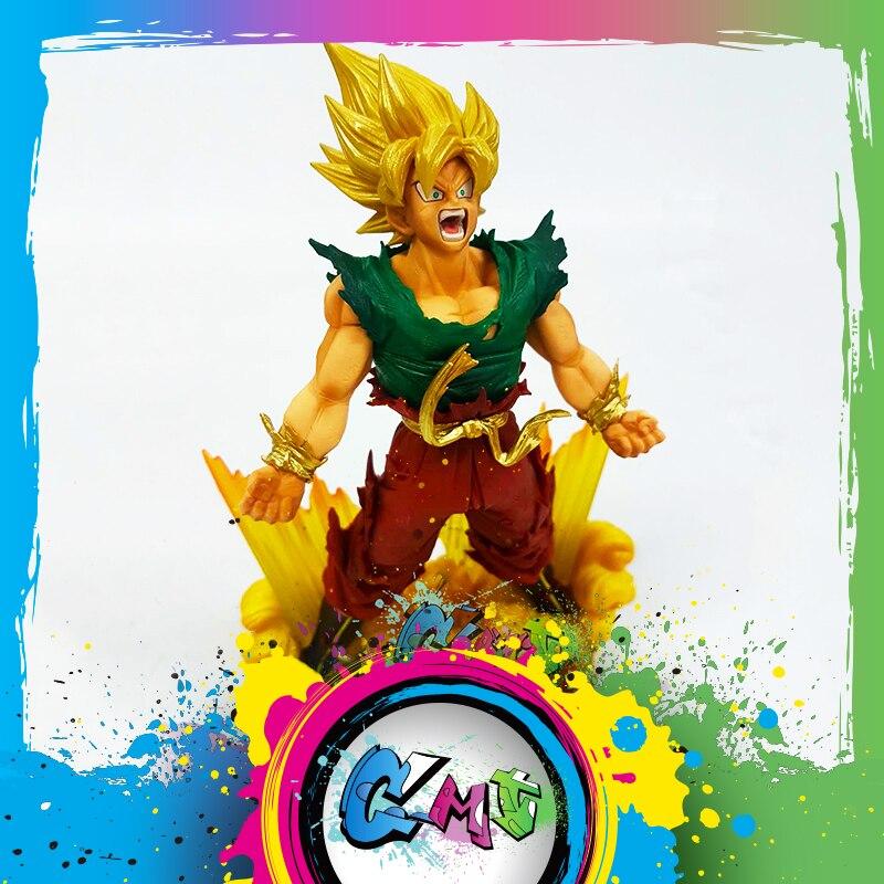 Toys & Hobbies Cmt Original Banpersto Dragon Ball Z Dbz Super Saiyans Ss Blood Of Saiyans Vegeta Anime Figure Pvc Toys Figure Collectible Model