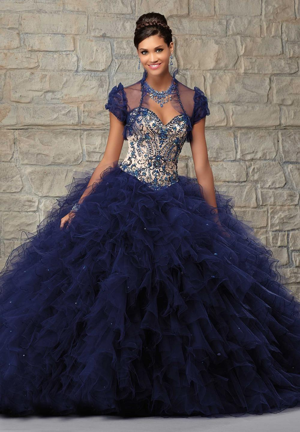 Popular Royal Blue and White Wedding Dresses-Buy Cheap Royal Blue ...