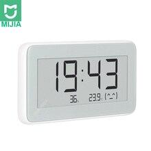 Xiaomi Mijia BT4.0 sans fil intelligent électrique horloge numérique intérieur et extérieur hygromètre thermomètre LCD température outils de mesure
