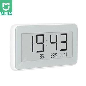 Image 1 - Xiaomi mijia BT4.0 ワイヤレススマート電気デジタル時計屋内 & 屋外湿度計温度計液晶温度測定ツール