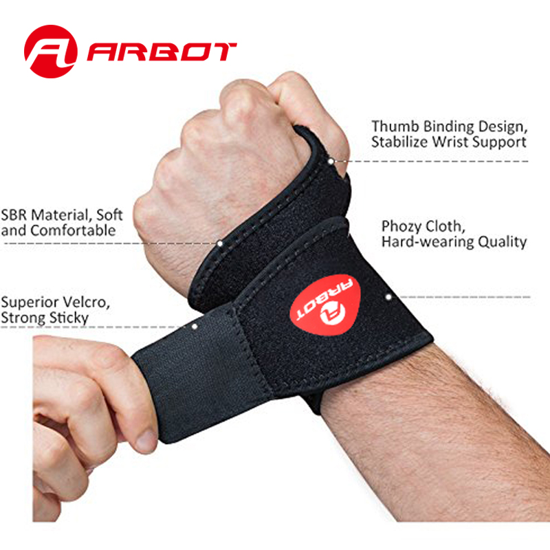 Arbot-Adjustable-Wrist-Support-Brace-Brand-Wristband-Wrist-Bandage-Support-Hand-Bodybuilding-Power-Lifting-For-Sports (4)