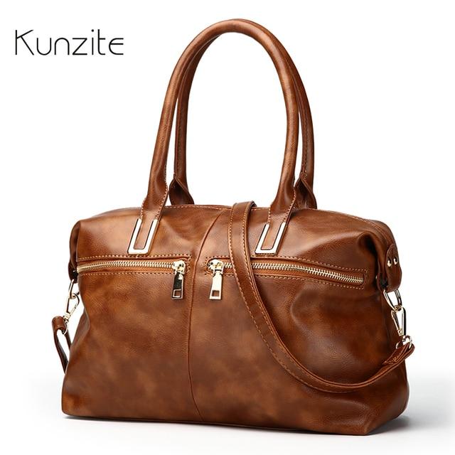 c4dbadac99e7 2018 Original Designer Women Handbag Female PU Leather Bags Handbags Ladies  Portable Shoulder Bag Office Ladies Totes Bag Bolsos