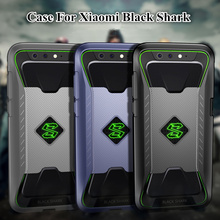 Capa Case for Xiaomi Black Shark Cover Matching handle self-contained heat Phone Housing Shell for Game Black Shark Fundas Coque