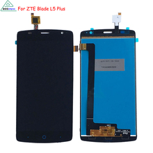 For ZTE Blade L5 plus LCD Display Touch Screen Digitizer Assembly For ZTE Blade L5 plus Screen LCD Phone Parts  цена и фото