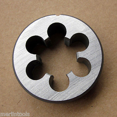 30mm x .5 Metric Right hand Thread Die M30 x 0.5mm Pitch 52mm x 2 metric right hand thread die m52 x 2 0mm pitch