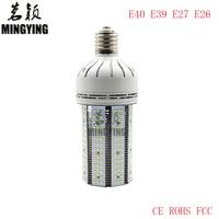 LED E27 E26 E39 E40 Corn Light 30W 40W 60W 80W 100W 120W 150W 200W 250W Fins Heat Sink Bulbs U shaped Lamps DHL free shipping CE