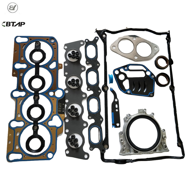 цены BTAP EA113 1.8 Engine Cylinder Head Gasket Repair Kit For VW PASSAT B5 AUDI A4 A6 06A103171E 06A103383AK 058198025A