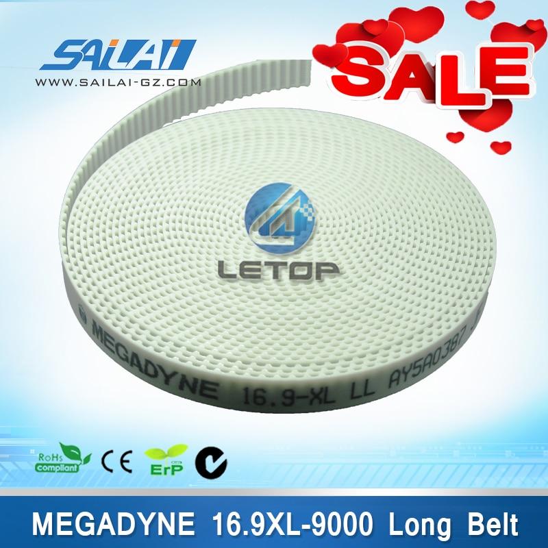 9MeterS Long Megadyne Timing Belt Carriage Belt For Wi color Inkjet Printer 16.9XL9MeterS Long Megadyne Timing Belt Carriage Belt For Wi color Inkjet Printer 16.9XL