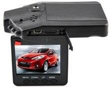 Xycing H198 Видеорегистраторы для автомобилей 2.5 дюймов 270 градусов поворачивается Экран, 6 ИК водить автомобиль черный ящик Камера цикл Запись регистраторы камкордер автомобиля